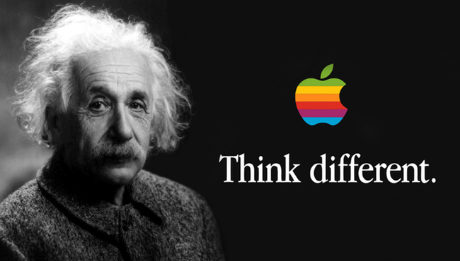 lema think different