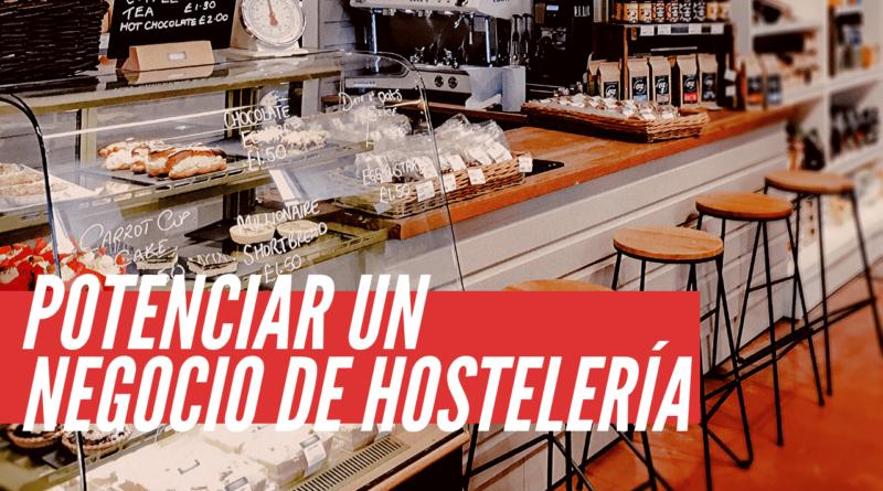 potenciar negocio de hostelería
