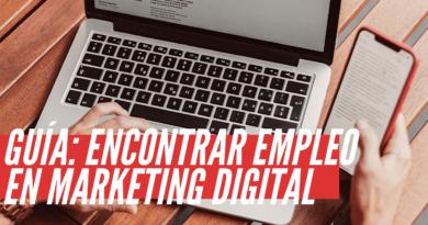 encontrar empleo en marketing digital
