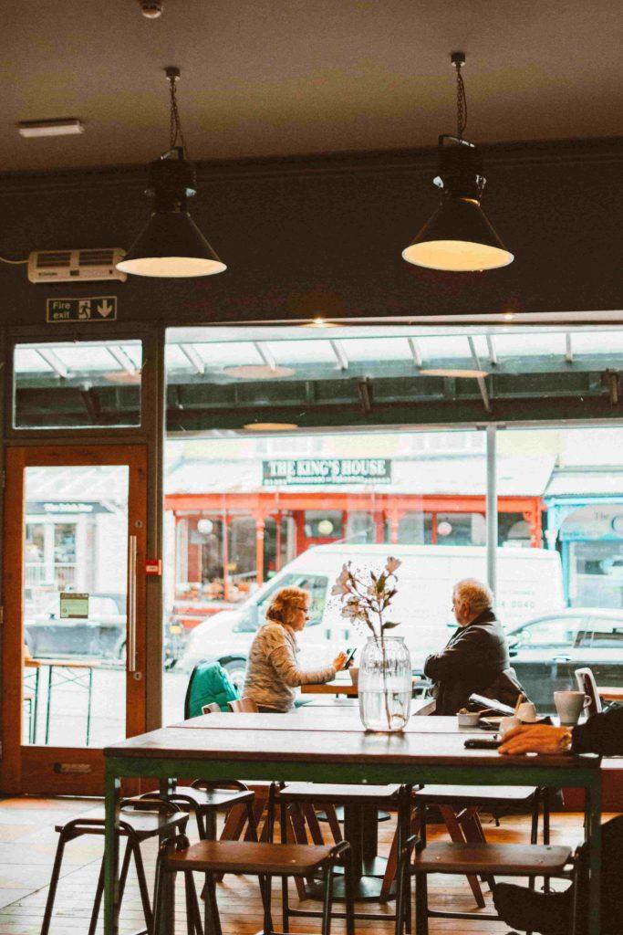 negocios de barrio rentables cafetería
