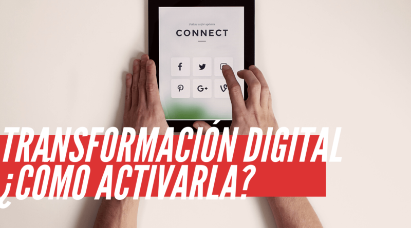 qué es la transformación digital?
