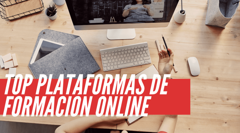 mejores plataformas formación online