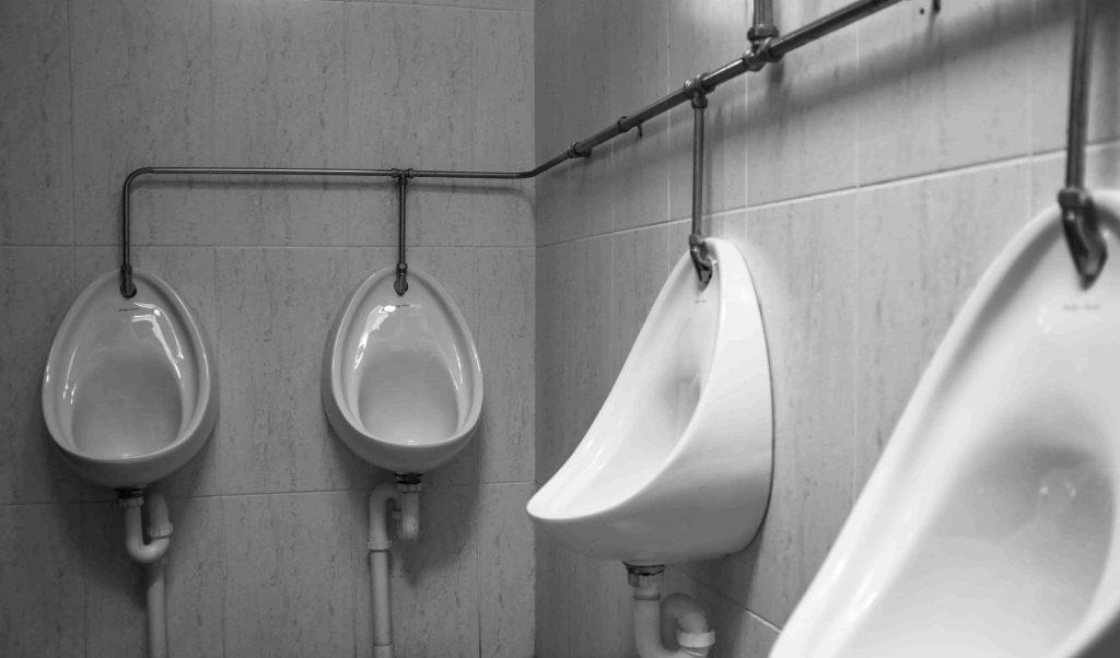reglamento de baños en oficina