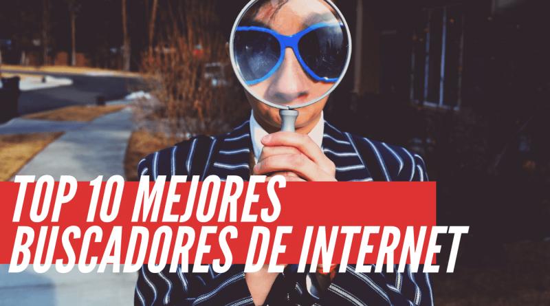 10 mejores buscadores de internet
