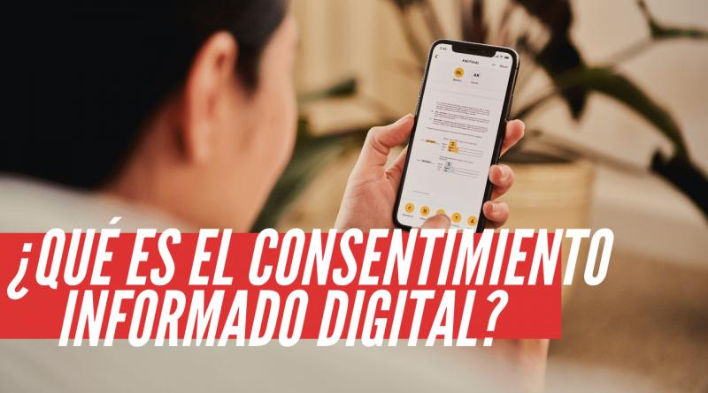 consentimiento informado digital
