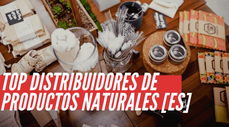Distribuidores de Productos Naturales