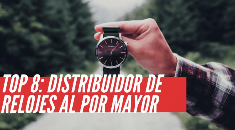 Distribuidor de relojes al por mayor