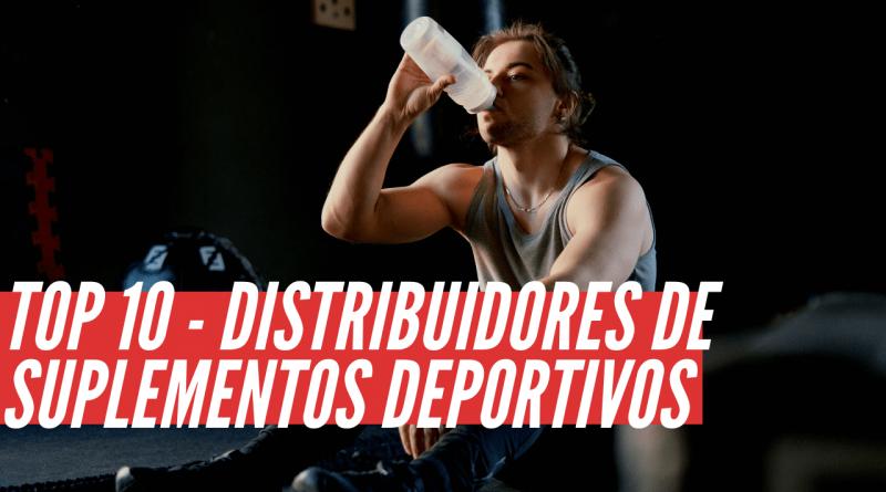 Distribuidores de suplementos deportivos en España