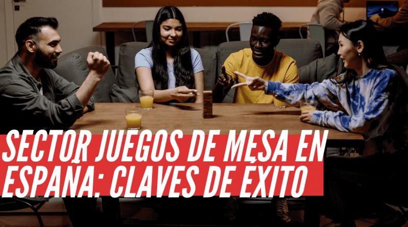 juegos de mesa en España